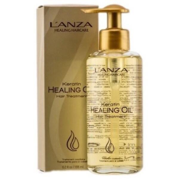 Lanza Healing Keratin Oil Hair 6.2-ounce Treatment