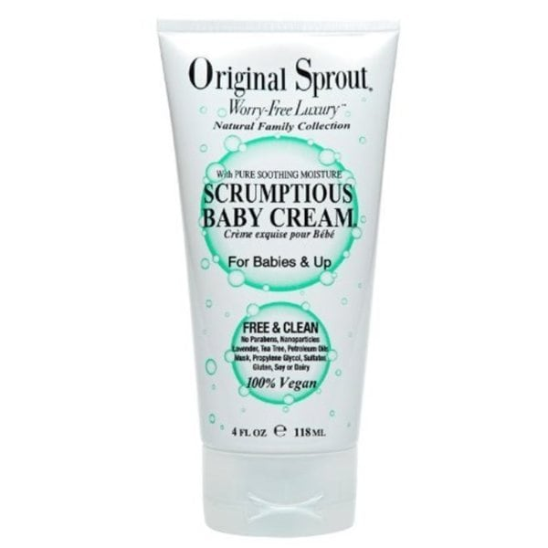 Original Sprout Scrumptious 4-ounce Baby Cream