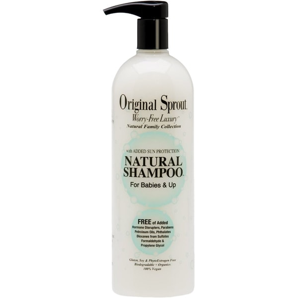 Original Sprout Natural 33-ounce Shampoo