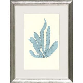 Blue Bradbury Sealife Framed Art Print