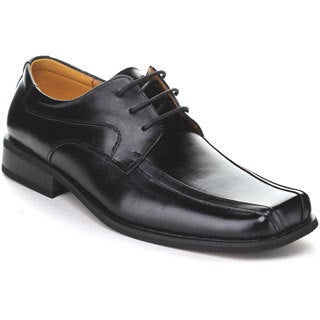 Exchange Men's '00203' Triple Eyelet Oxford Dress Shoes
