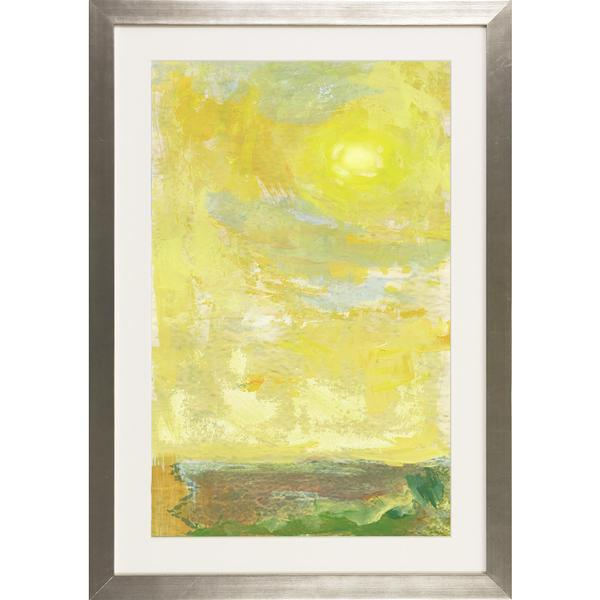 Phases of the Sun Framed Art Print