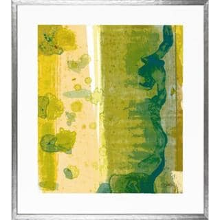 Aerial Abstract Framed Art Print