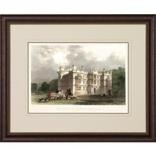 English Castles Framed Art Print