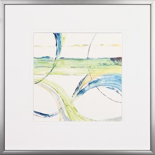 CarouselFramed Art Print