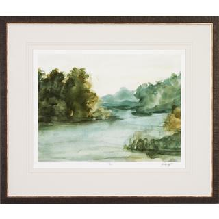 Watercolor Sketchbook Framed Art Print