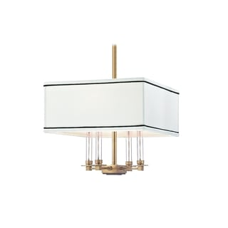 Hudson Valley Lighting Collins 4-light Chandelier