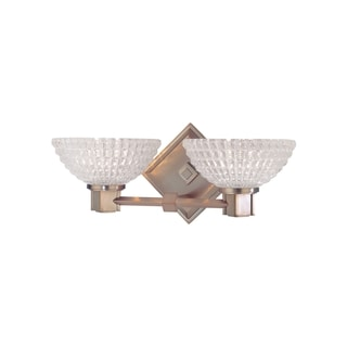Hudson Valley Lighting Buchanan 2-light Bath And Vanity