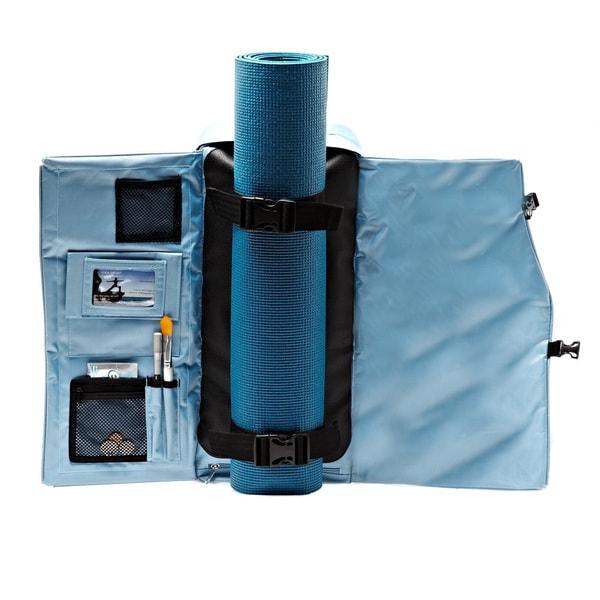Yoga Sak Sky Blue Yoga Backpack
