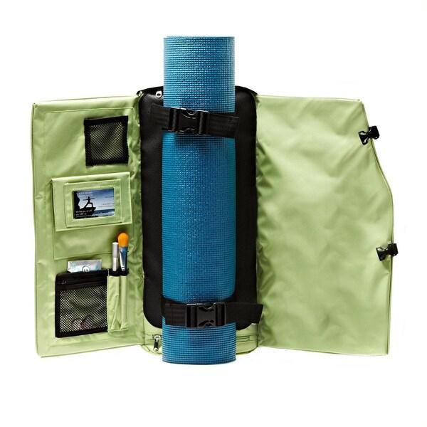 Yoga Sak Pistachio Green Yoga Backpack