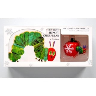 The Very Hungry Caterpillar + Ornament