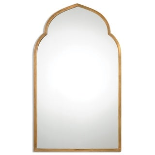 Uttermost Kenitra Gold Arch Decorative Wall Mirror