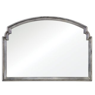 Via Della Silver Decorative Wall Mirror
