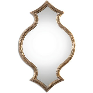 Uttermost Bagara Antiqued Gold Decorative Mirror