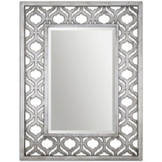 Sorbolo Silver Decorative Mirror