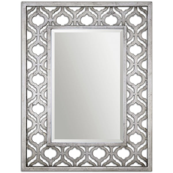 Uttermost Sorbolo Silver Decorative Mirror