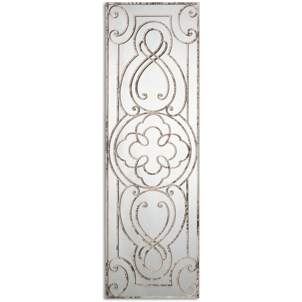 Uttermost Levante Metal Decorative Wall Mirror