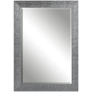 Uttermost Tarek Silver Bevelled Mirror
