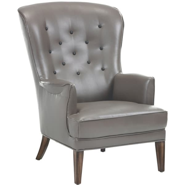 Sunpan Chancellor Leather Armchair