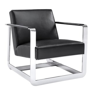Sunpan Clevelander Leather Armchair