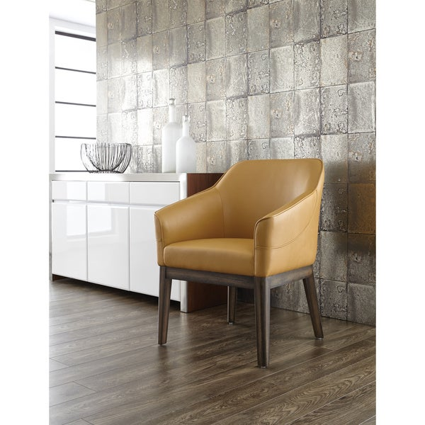 Sunpan Dorian Leather Armchair