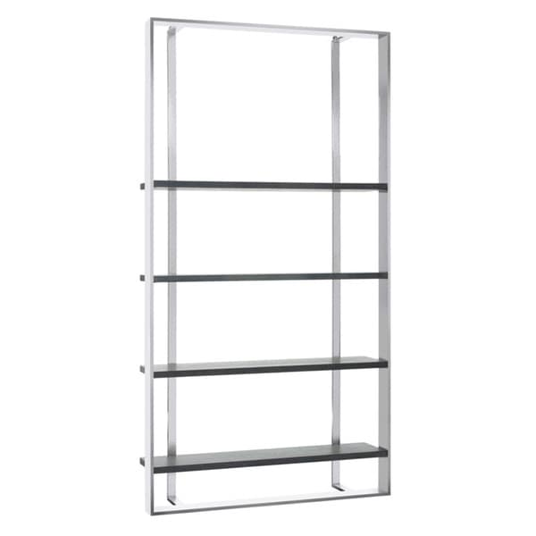 Sunpan Imports Dalton Grey Bookshelf