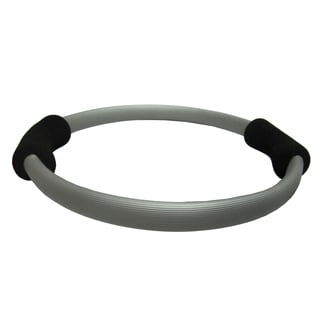 ActionLine Yoga Pilates Resistance Toning Ring with Foam Grip