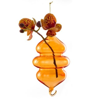 4-inch x 4-inch x 8-inch Hanging Beehive Vase with Hook (Pack of 6)