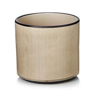 Ceramic Round 7-inch x 6.5-inch Pot
