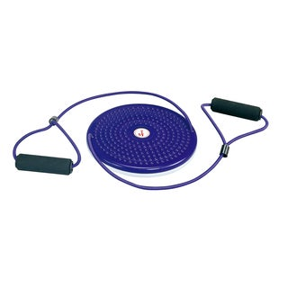 ActionLine KY-73003 Pilates Twist Board with Resistnce Tubes