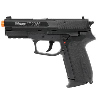 Sig Sauer SP2022 CO2-powered Semi-automatic Airsoft Pistol