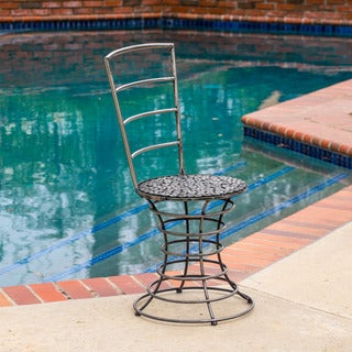 Christopher Knight Home Phoenician Outdoor Iron Chair