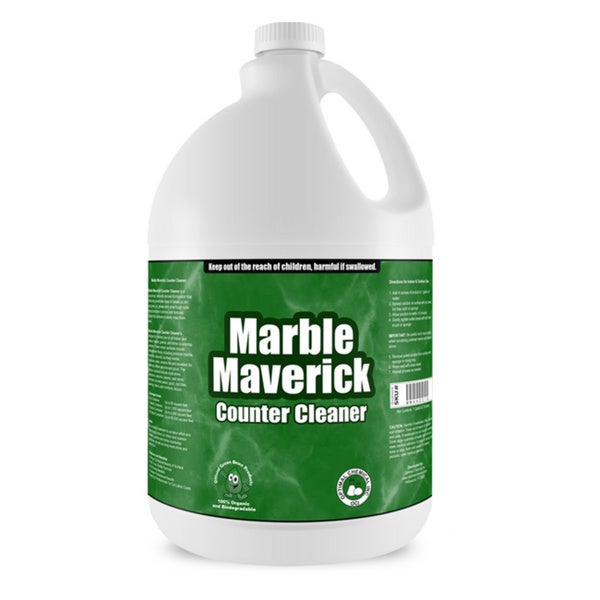 Best Marble Cleaners Products : Marble maverick non toxic stone cleaner gallon
