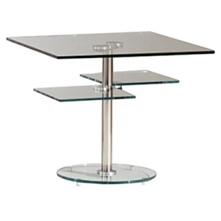Somette Square Lamp Table