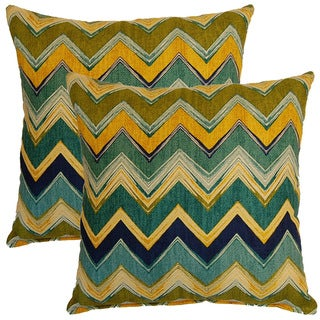 Clement Meadow 17-inch Throw Pillows (Set of 2)