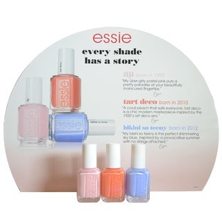 Essie Every Shade Has A Story 3-piece Nail Polish Set