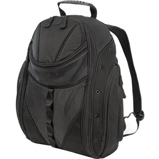 """Mobile Edge Express Carrying Case (Backpack) for 17"""" Notebook - Black"""