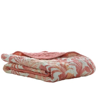 Tommy Bahama Palma Sola Quilted Throw