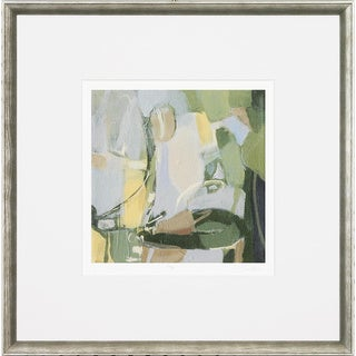 Giclee 'Twinkle' Abstract Framed Art Print
