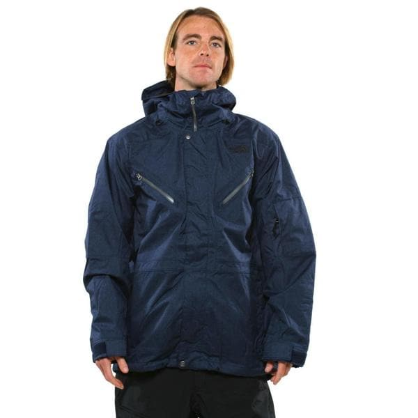 The North Face Men's Cosmic Blue Stateline Triclimate Jacket