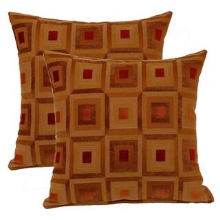 Metro 17-inch Throw Pillows (Set of 2)