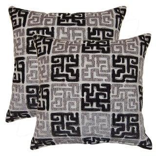Zamora 17-inch Throw Pillows (Set of 2)