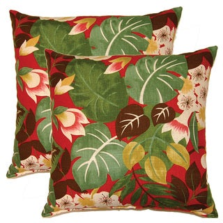Isla 17-inch Throw Pillows (Set of 2)