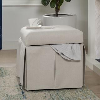 Safavieh Mora Taupe Vanity Chair 15937046 Overstock