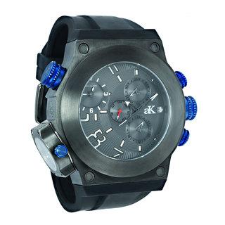 "Adee Kaye Men's ""Bulldozer G2"" Collection Watch"