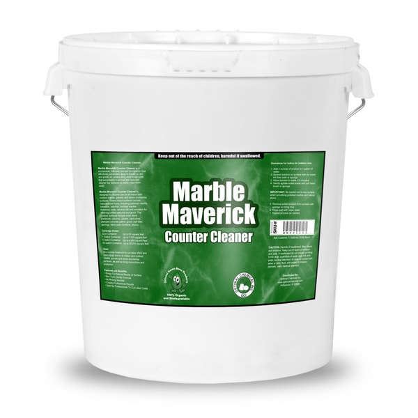 Marble Maverick 5-gallon Non-toxic Marble/ Stone Cleaner
