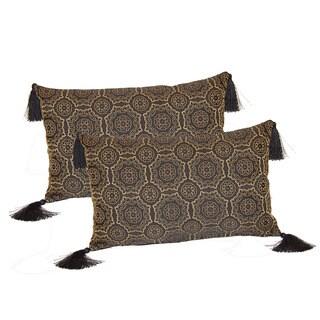 Bestie 12.5-inch Throw Pillows (Set of 2)