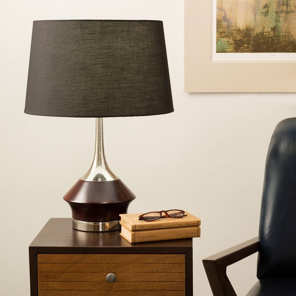 Modern Sleek Cranbrook 1-light Table Lamp