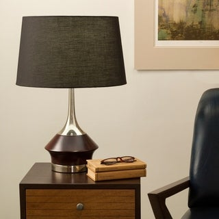 Modern Sleek Cranbrook 1-light Table Lamp