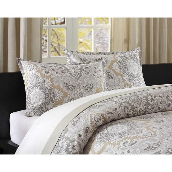 Echo Design Odyssey Cotton Paisley Standard Sham